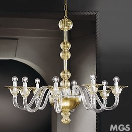 Canal Chandeliers
