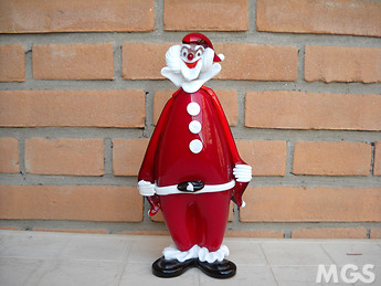 Christmas Clown Big