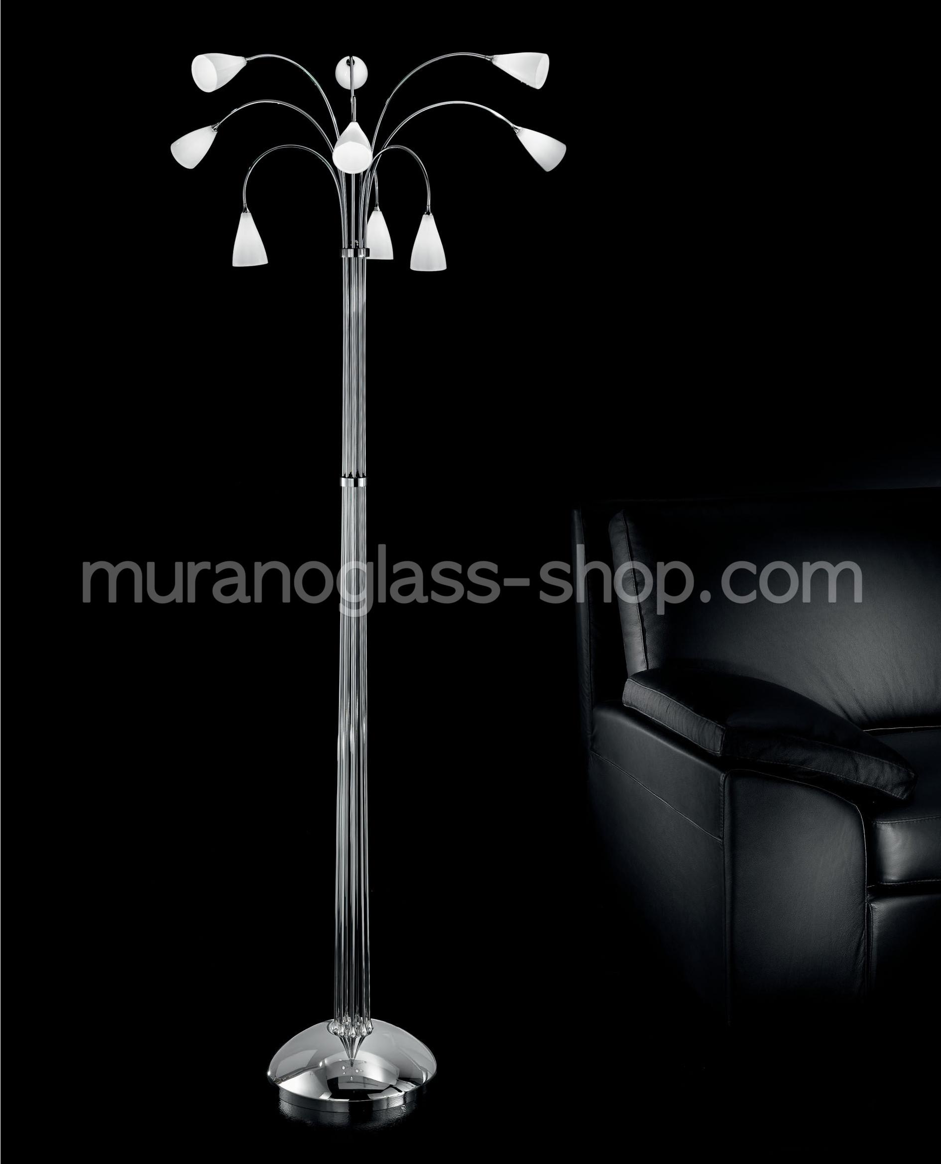 113 Floor Standing Lights Murano Glass Shop
