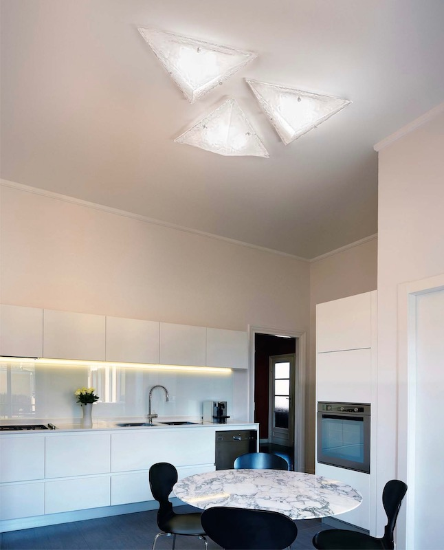 Ceiling lights ideal for the kitchen